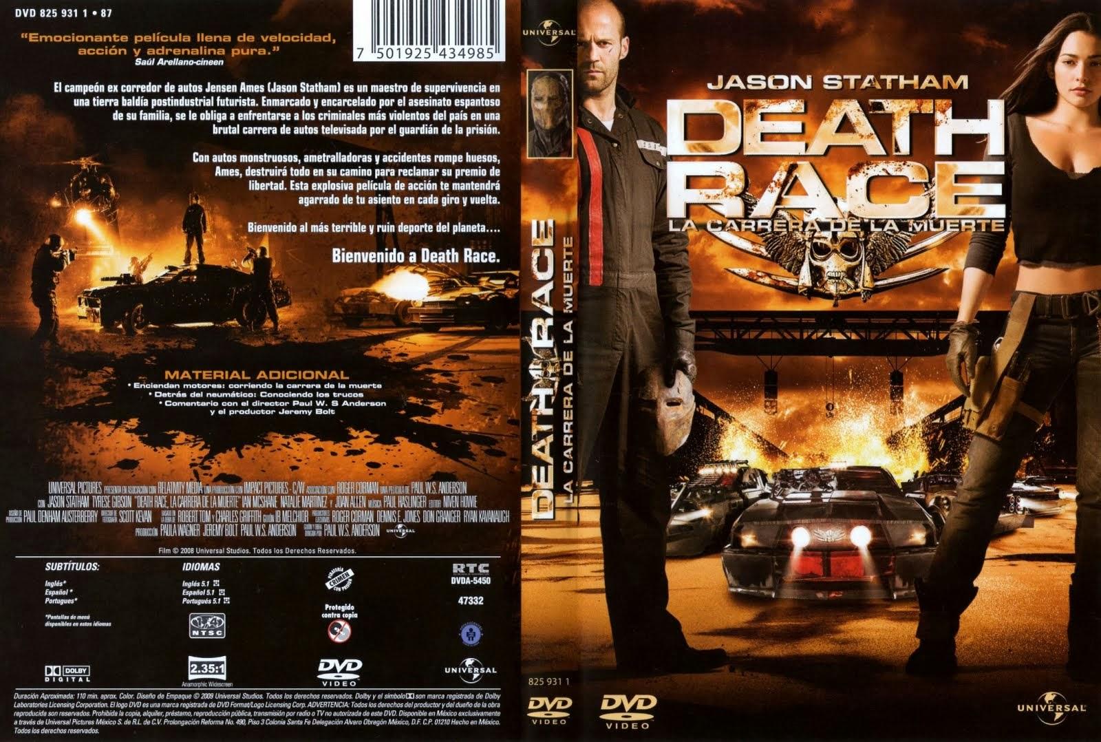 26 Peliculas de Jason Statham