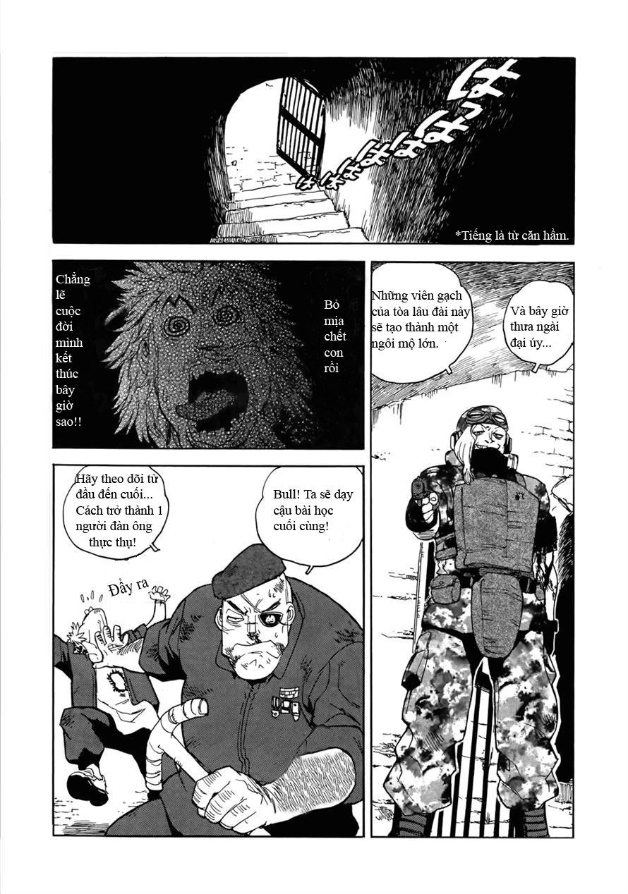 Aiki chap 96 - Trang 17