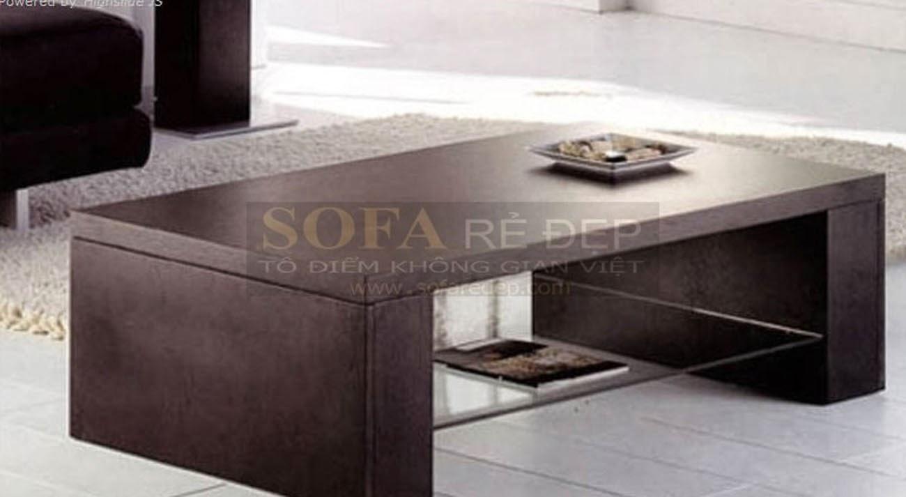 Bàn sofa gỗ BS071