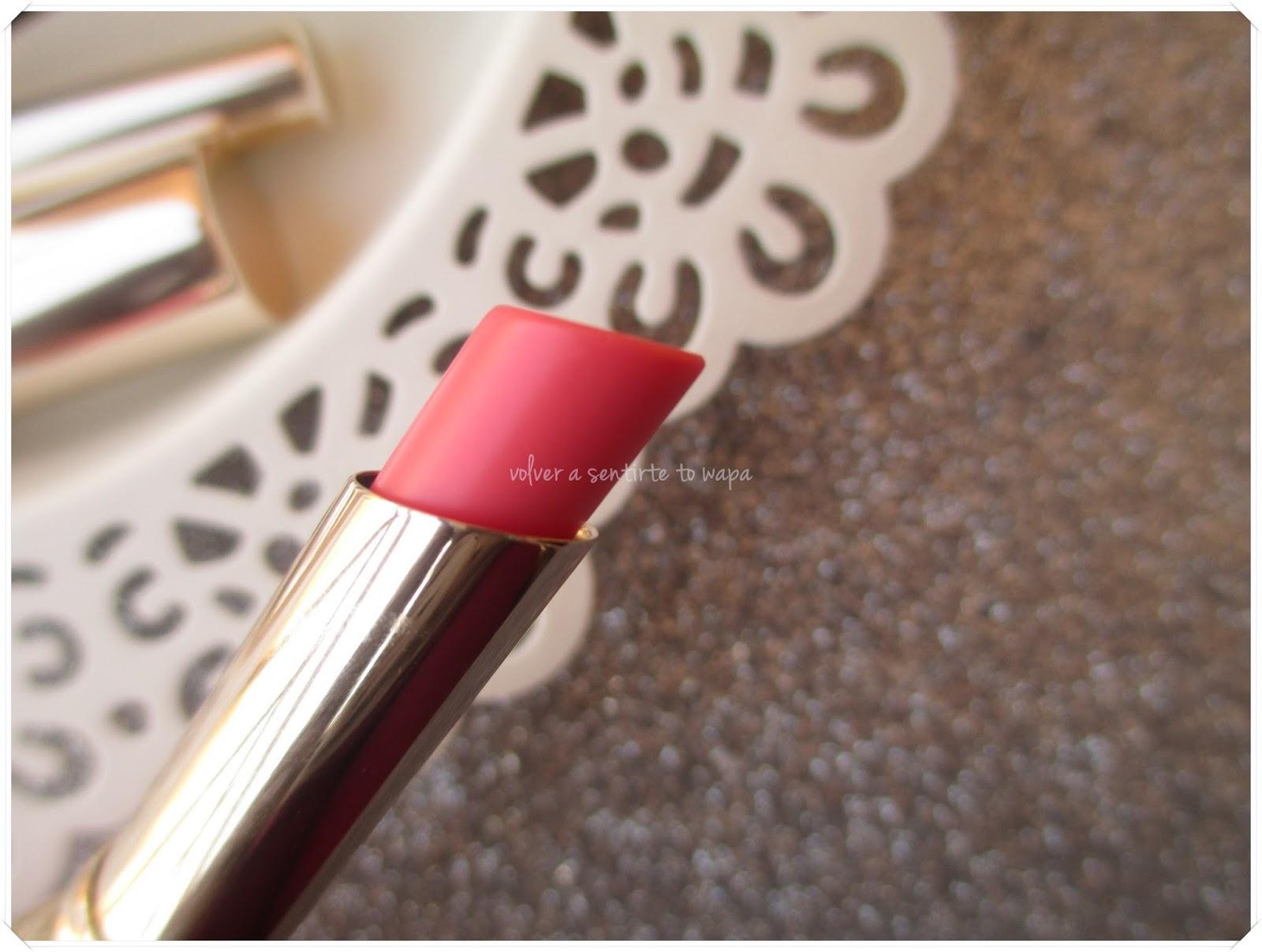 Clarins - Eclat Minute Baume Embellisseur Lèvres - 01 rose