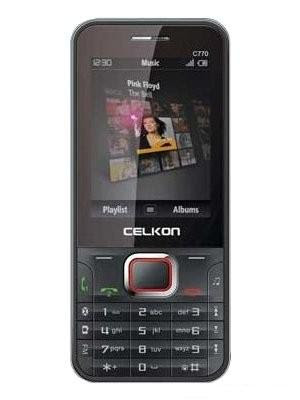 Celkon C770 Mobile Phone Review and Specification