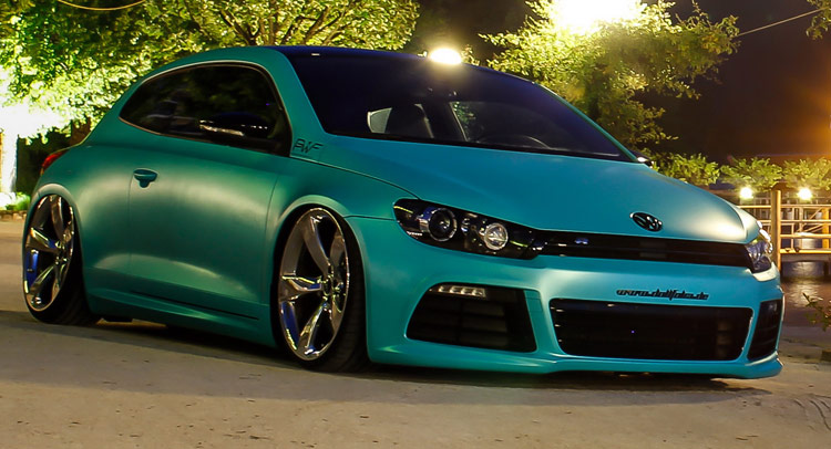 Carscoops  VW Scirocco