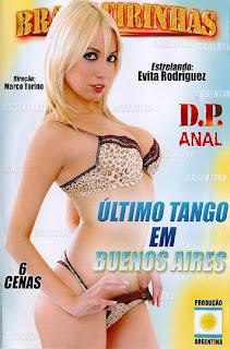 Brasileirinhas - D.P. Anal Último Tango Em Buenos Aires - (+18)