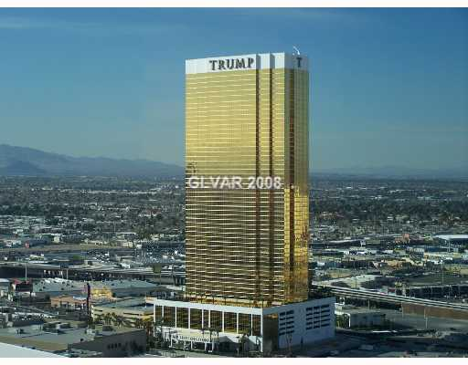 escapes properties trump hotel vegas