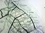 Viejo mapa de las memorias de la Dirección Nacional de Vialidad (1936). img
