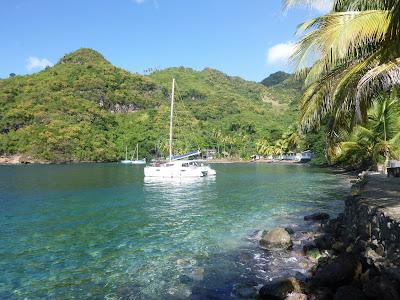 Praia onde foi gravado o filme Piratas do Caribe