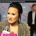 2013-11-07 Demi Lovato About Adam Lambert