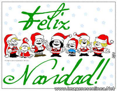 Feliz Navidad! - Imagenes en linea