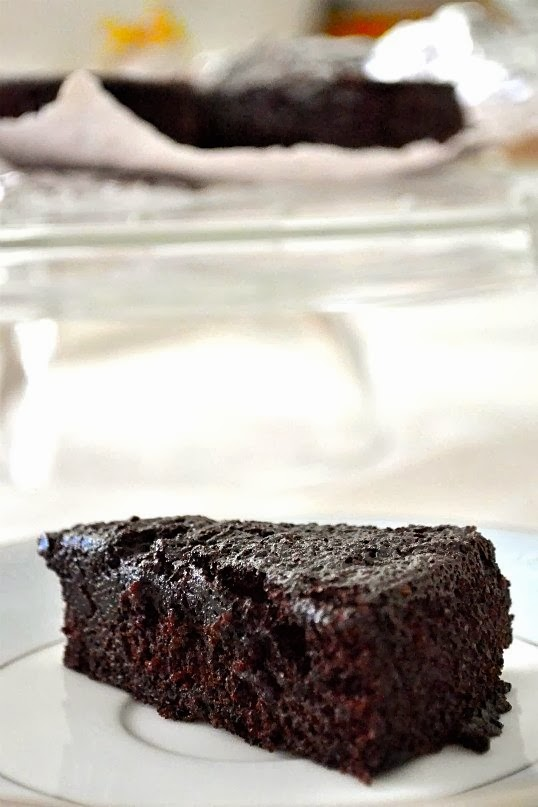 torta yogurt e cioccolato / chocolate yogurt cake