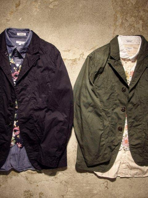 Engineered Garments Spring/Summer 2015 in Stock 2 SUNRISE MARKET