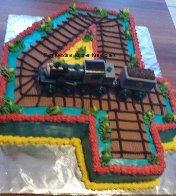 Kerstins Kuchen Kreationen: