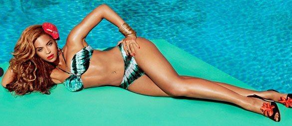beyonce in super sexy bikini