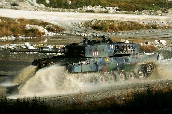 Tank Leopard 2A6. PROKIMAL ONLINE Kotabumi Lampung Utara