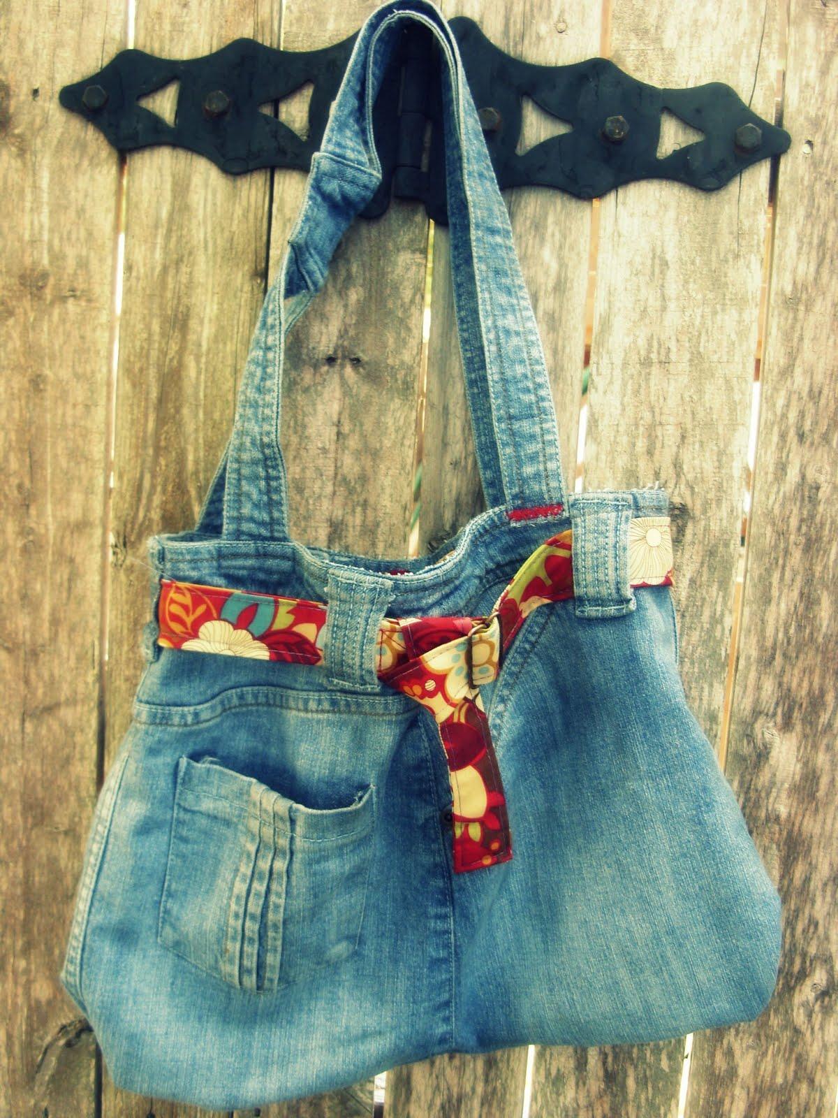 Идеи из старых джинсов своими руками сумки 37