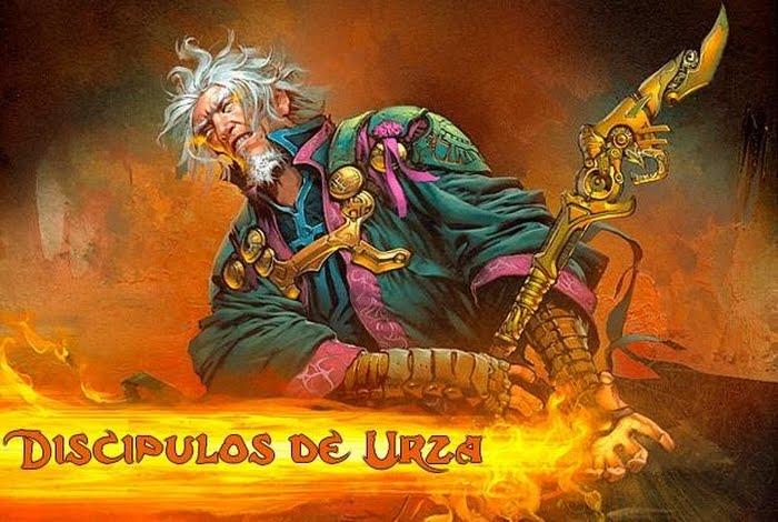 Discípulos de Urza