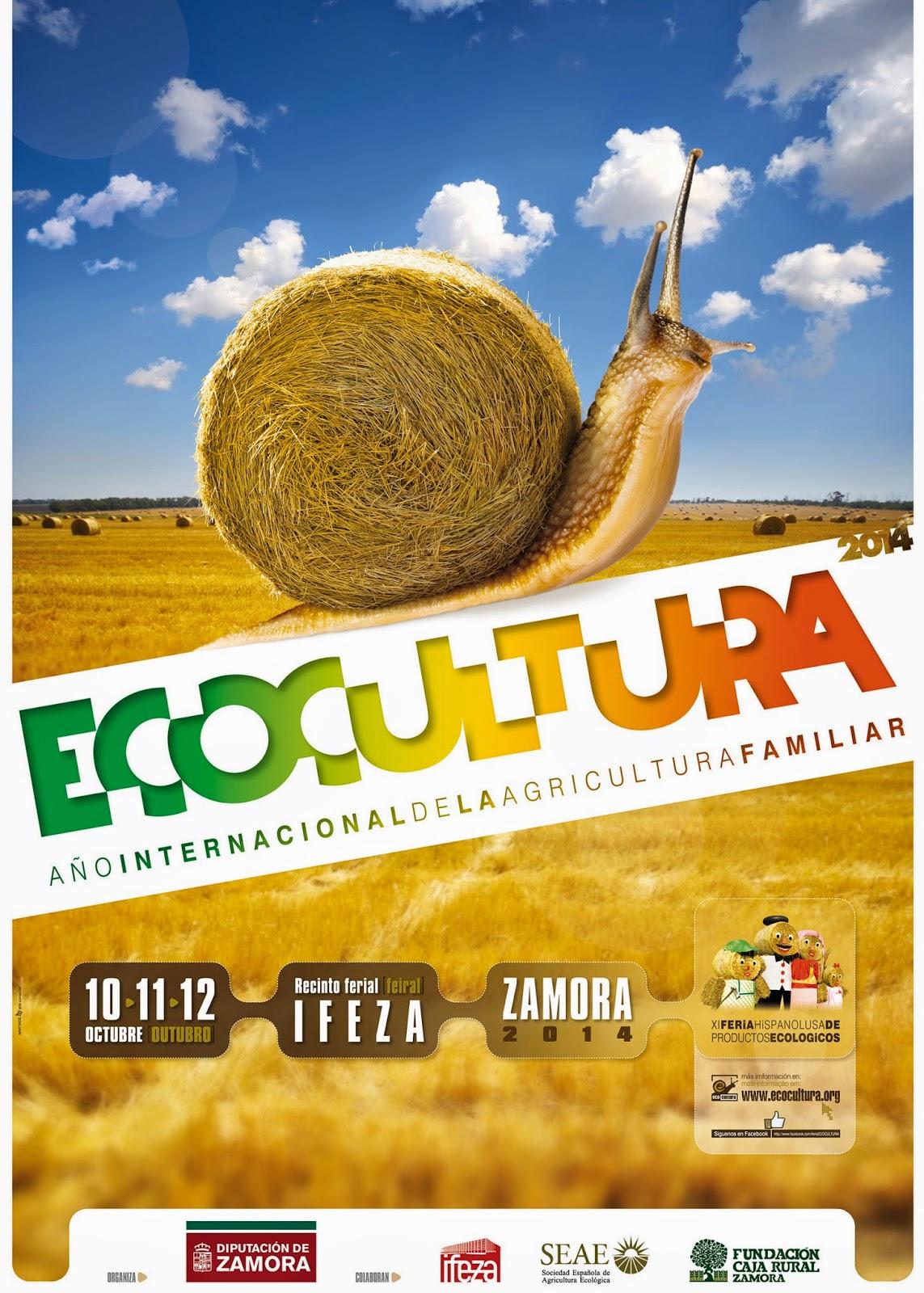 CARTEL Ecocultura2014