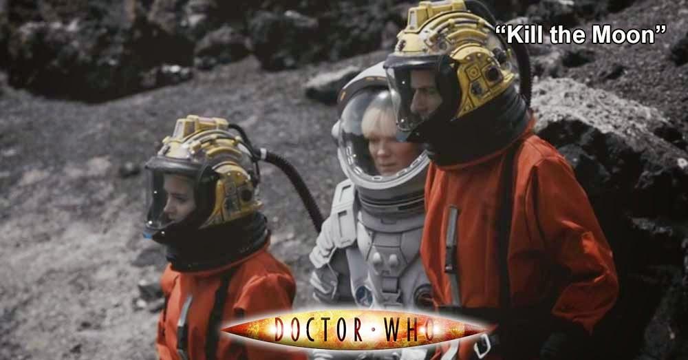 Doctor Who 248: Kill the Moon