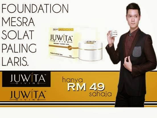 JUWITA DIVINE FOUNDATION by Nubhan