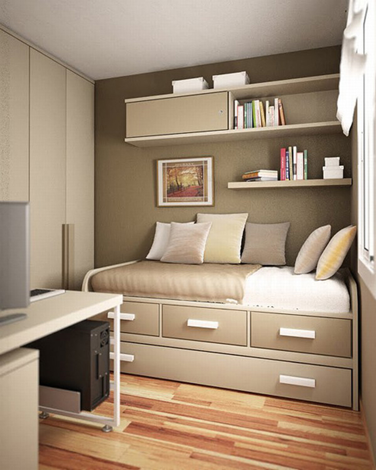 Remodeling Ideas For Small Bedrooms