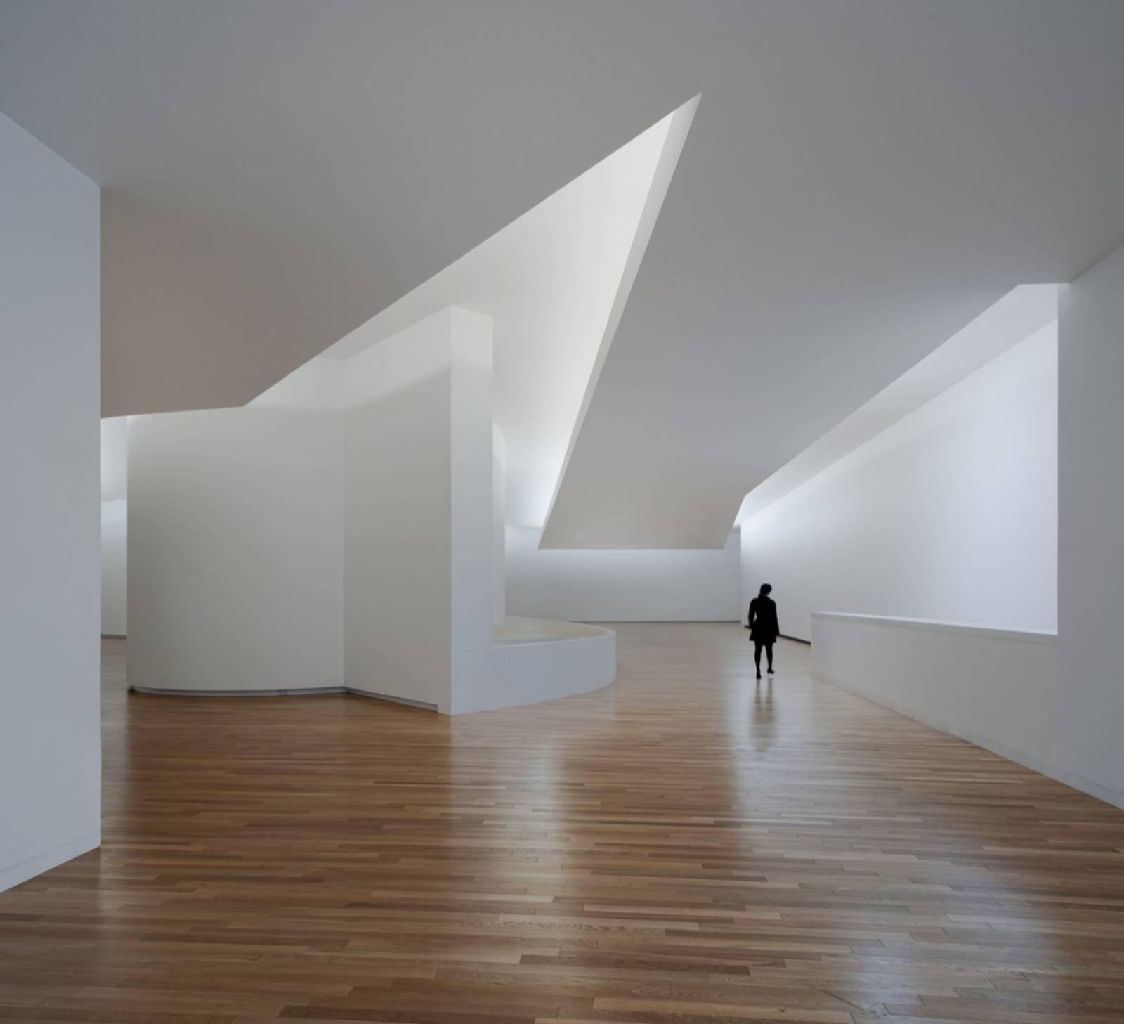 MIMESIS MUSEUM BY ALVARO SIZA VIERA A As Architecture