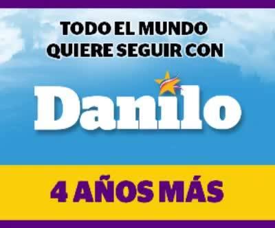 DANILO 4 AÑOS +