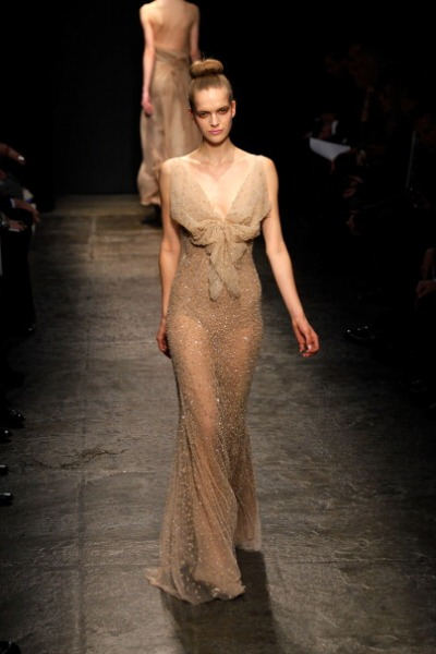 Mistresslifefashionartbeauty Donna Karan Dress 2011