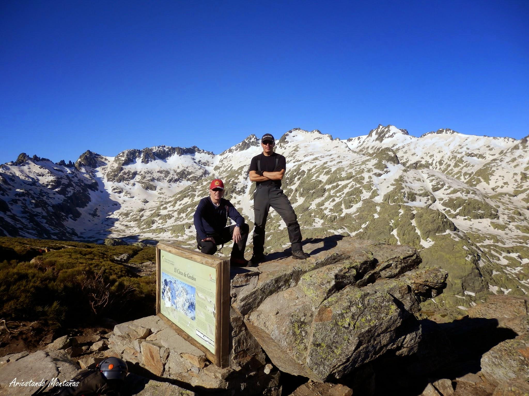 Sierra de Gredos - La Galana