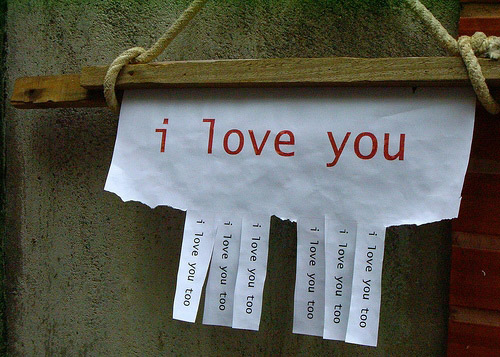 Dont forget to say i love you