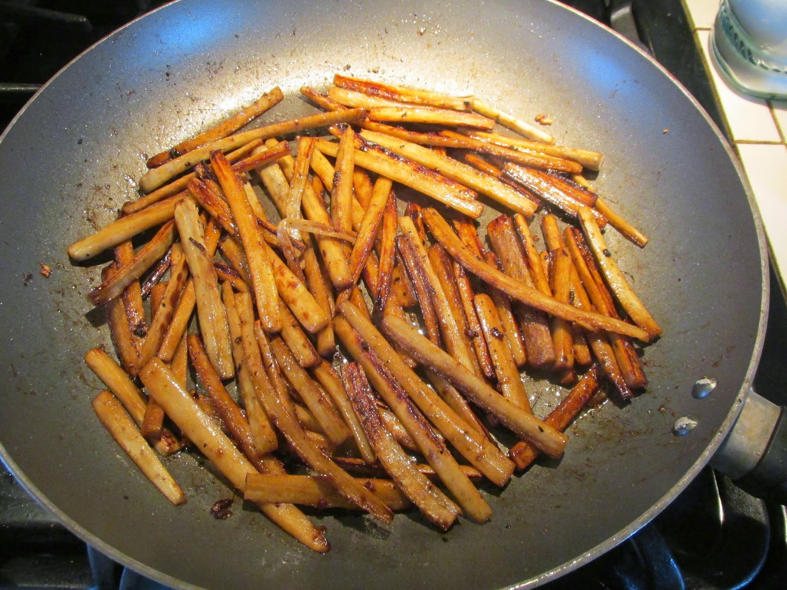 roasted carrots roasted carrots with port they re wonderful roasted ...