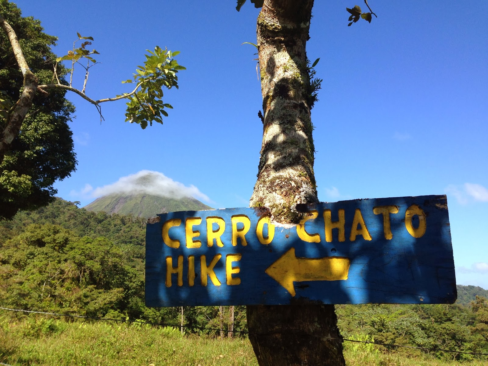 Cerro Chato Hike