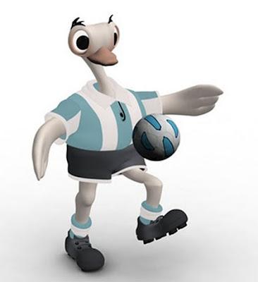 mascota copa de america de argentina 2011