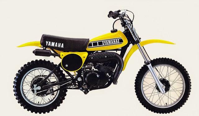 Daily moto 1979 yamaha yz80 for 1973 yamaha yz80