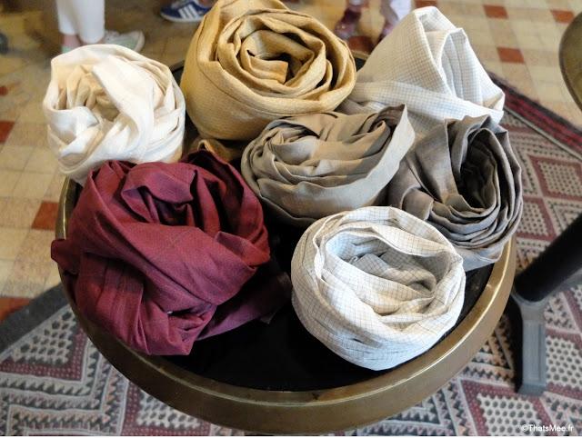 culture maison boutique Perche perrière spécialiste lin de maison linge écharpe torchon lin Salim fournisseur  Bon Marché