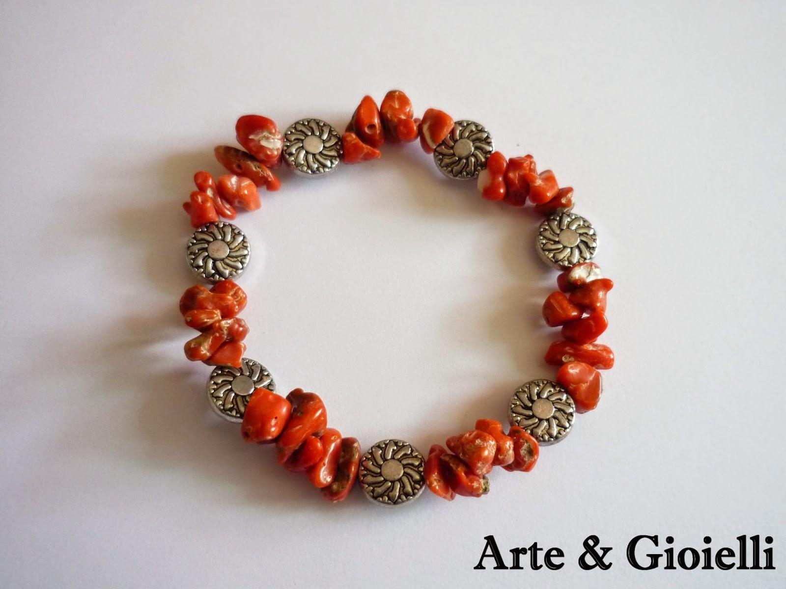 Arte gioielli bracciali in corallo for Siti cinesi gioielli