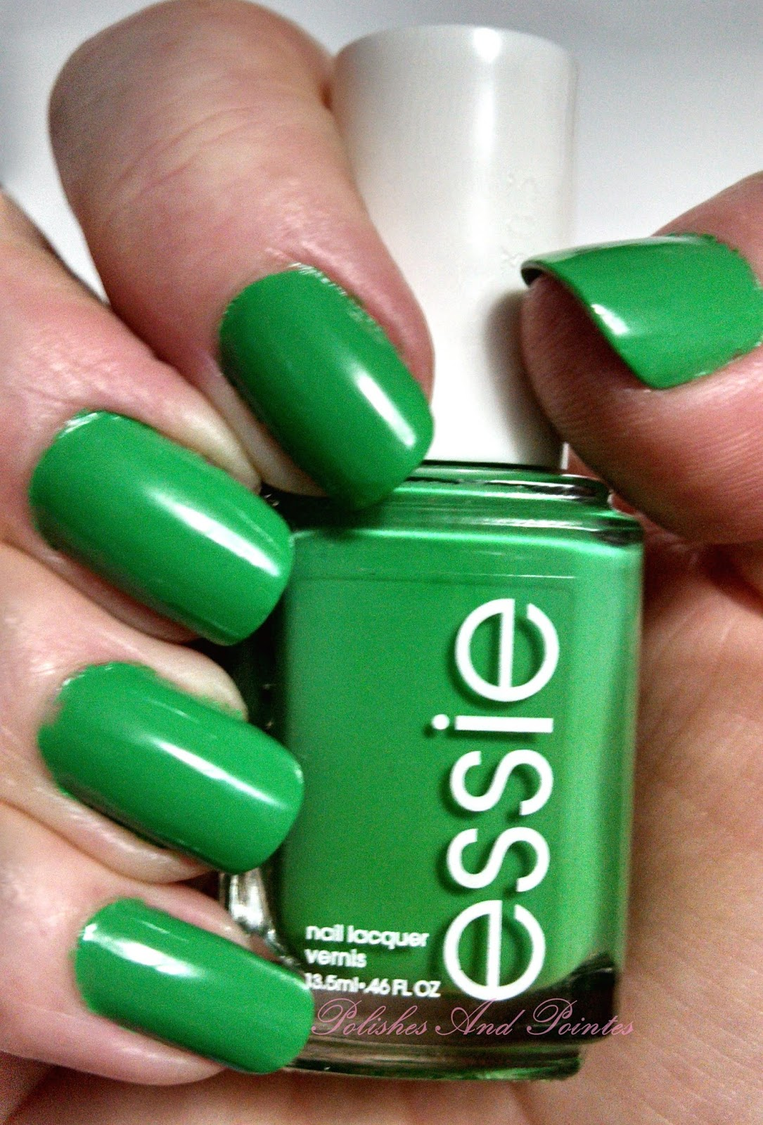 Polishes And Pointes: Essie \