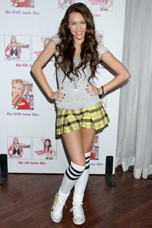 Miley Cyrus  on Miley Cyrus 2 7ln Jpg
