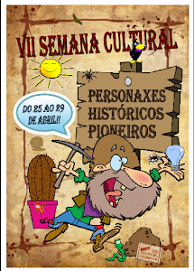 VII SEMANA CULTURAL 2016