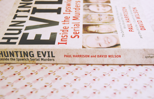 Review of Hunting Evil by Paul Harrison and David Wilson