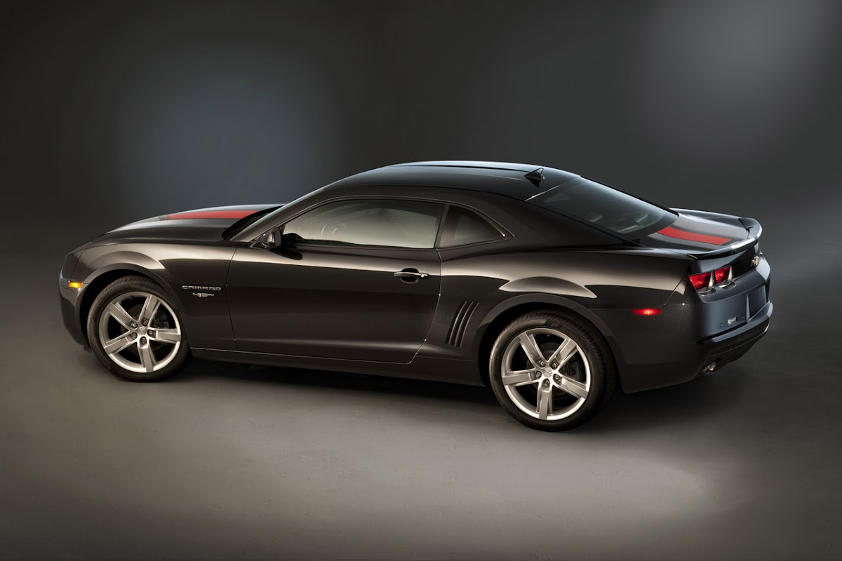 2012 Chevrolet Camaro 45th Anniversary Edition