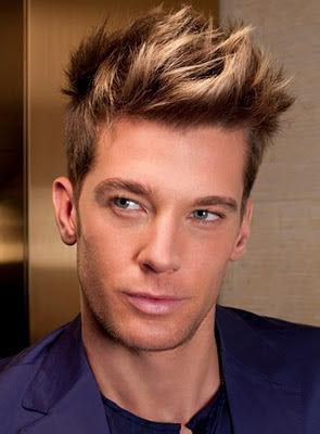 Moda Peluquera Peinados De Moda Para Hombres 2012