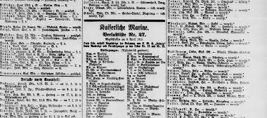 Verlustlisten 1915