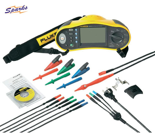 Complete Multifunction Tester Kit from Fluke