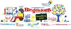 Pendaftaran Blogilicious 2012 #CreativeBlog Medan