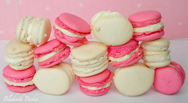 Macarons {April Kitchen Challenge}