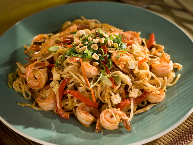 Best Recipes: Thai Recipe : Shrimp Pad Thai Noodles