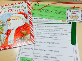 Santa Readers Theater