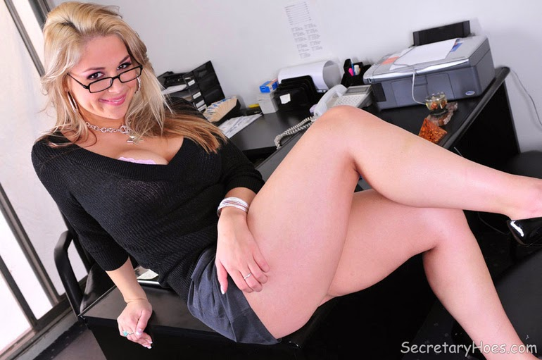 The Upskirt office secretary others