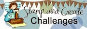 Stamp and Create Challenges