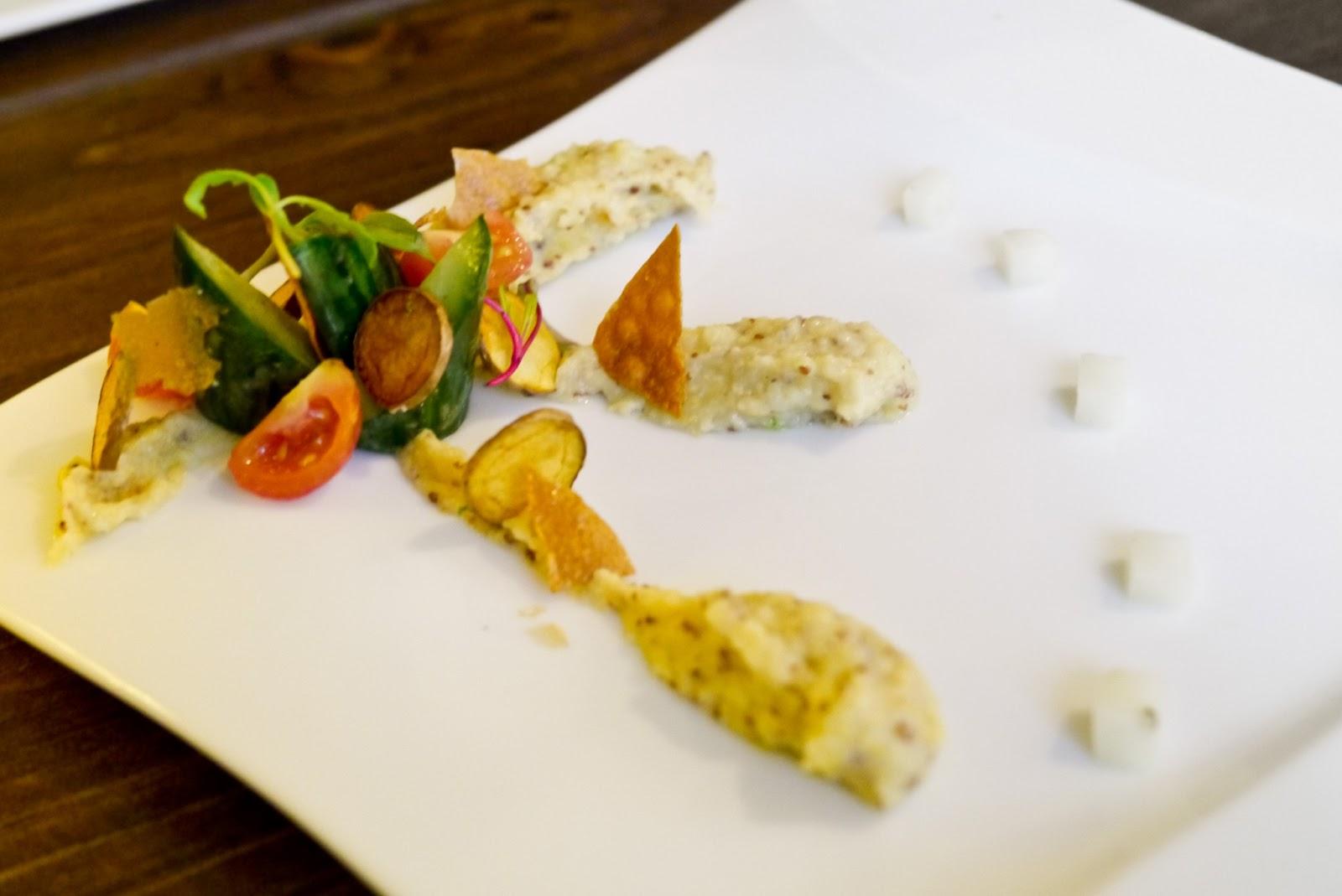 Shrimp And Cucumber Salad With Horseradish Mayo Recipes — Dishmaps