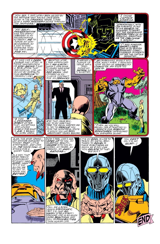 Captain America (1968) Issue #368 #301 - English 23